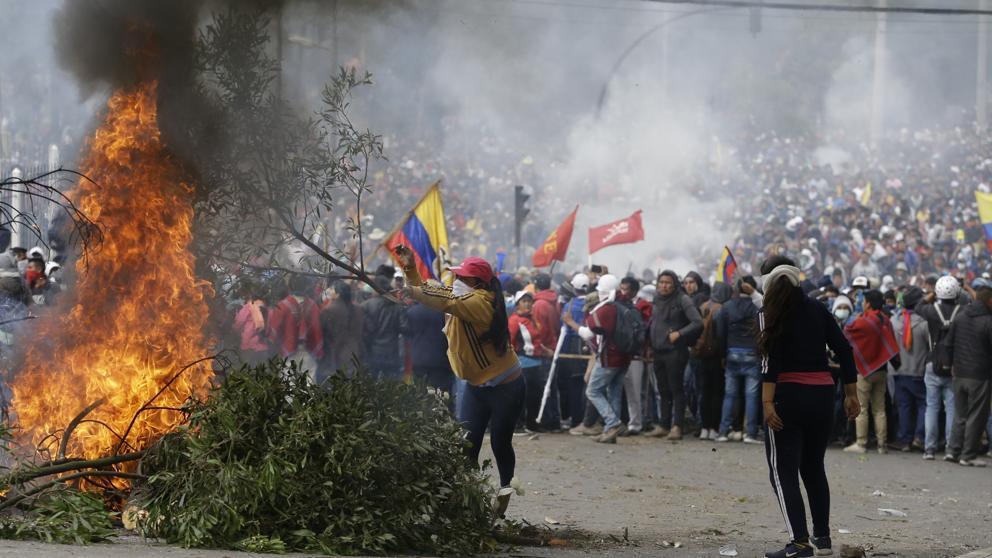 Crédito: Fernando Vergara / AP