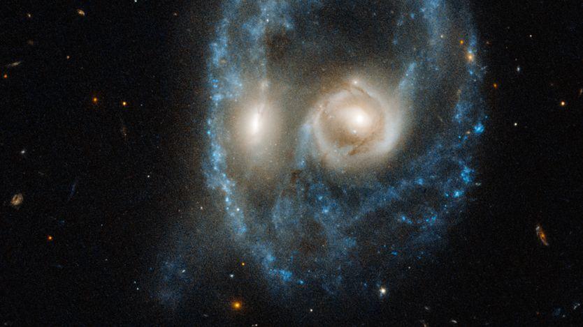 Crédito: NASA/AGENCIA ESPACIAL EUROPEA
