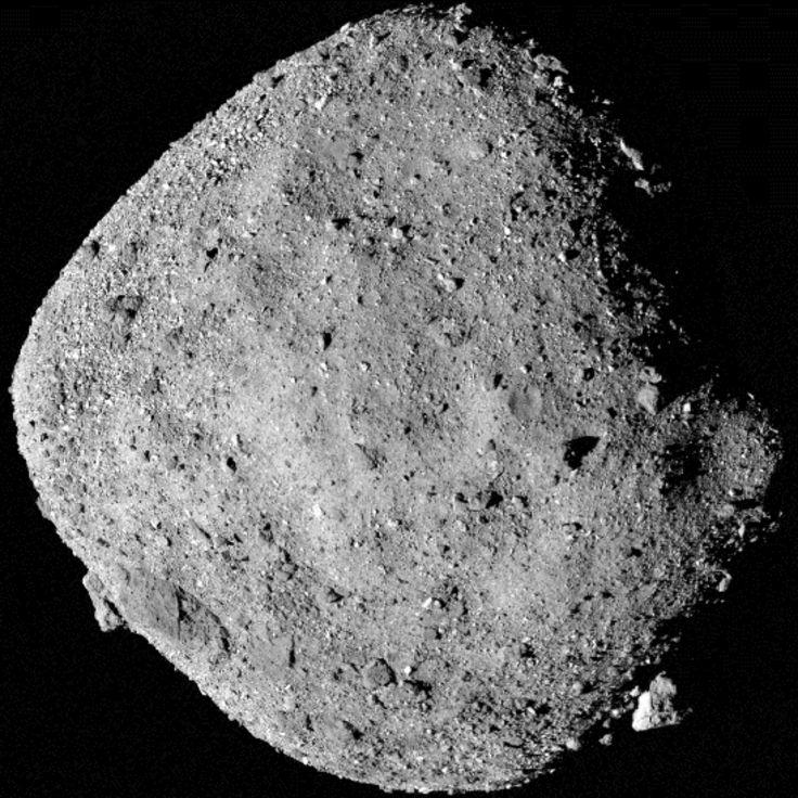 Crédito: NASA/GODDARD/UNIVERSITY OF ARIZONA