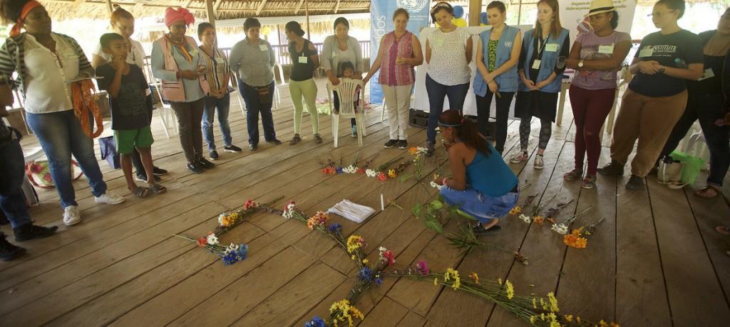 Crédito: Misión de Verificación de la ONU en Colombia//Melissa Jaimes