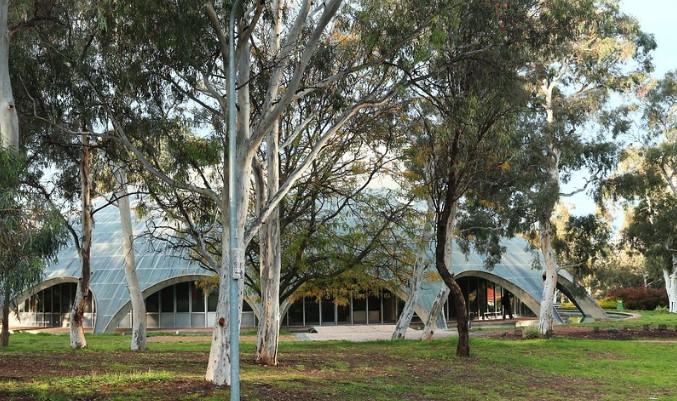 Australian National University. Image: Lesley A Butler / Flickr
