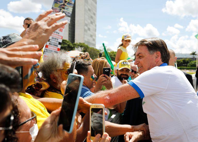 Crédito: SERGIO LIMA / AFP