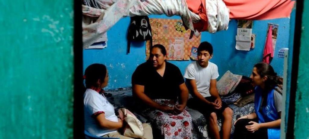 Crédito: ACNUR / Santiago Escobar-Jaramillo