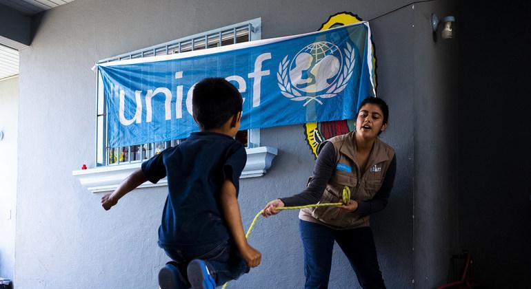Crédito: UNICEF/Balam-ha Carrillo