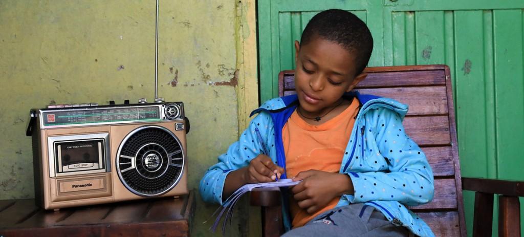 Crédito: © UNICEF/Nahom Tesfaye