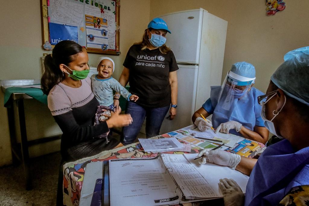 Source: © William Urdaneta/UNI347497/UNICEF