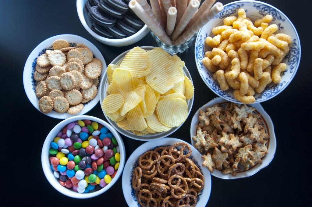 Salty snacks